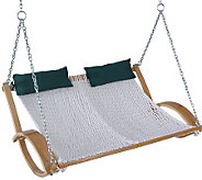 Pawleys Island Original Polyester Rope Double Swing - H187028