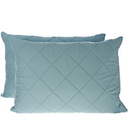 Home Reflections Set of 2 Pillows with Comfort Case - H206828