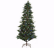 ED On Air Santas Best 9 Rustic Spruce Tree by Ellen DeGeneres - H209428