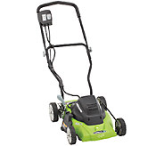 Earthwise 14 Corded Electric Mower - H285328