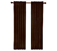 Eclipse 42 x 84 Sueded Blackout Window Curtain Panel - H367528