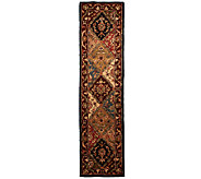 Royal Palace Special Edition Kirman 23 x 93 Wool Rug - H202329