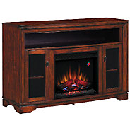 Twin Star Palisades TV/Media Mantel Fireplace with Remote - H287529