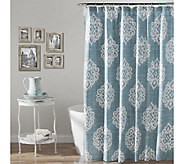 Sophie Shower Curtain by Lush Decor - H287629