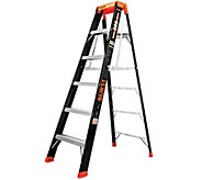 Little Giant MicroBurst 6 Fiberglass Ladder - H287829