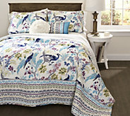 Dolores 5-Piece Full/Queen Quilt Set by Lush Decor - H288029