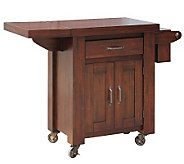 Home Styles Cabin Creek Kitchen Cart - H366529