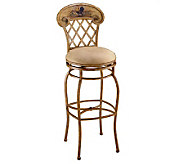 Hillsdale House Rooster Swivel Bar Stool - H126030