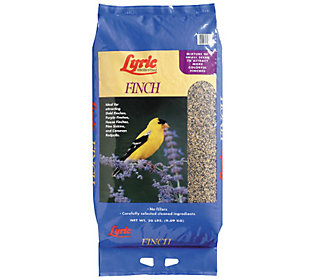 Lyric 20-lb Finch Food Bag