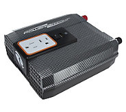 12 Volt DC to AC 750 Watt Power Inverter - H182730