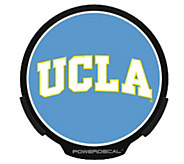 Motion Activated Light Up College Decal by Lori Greiner - H199530