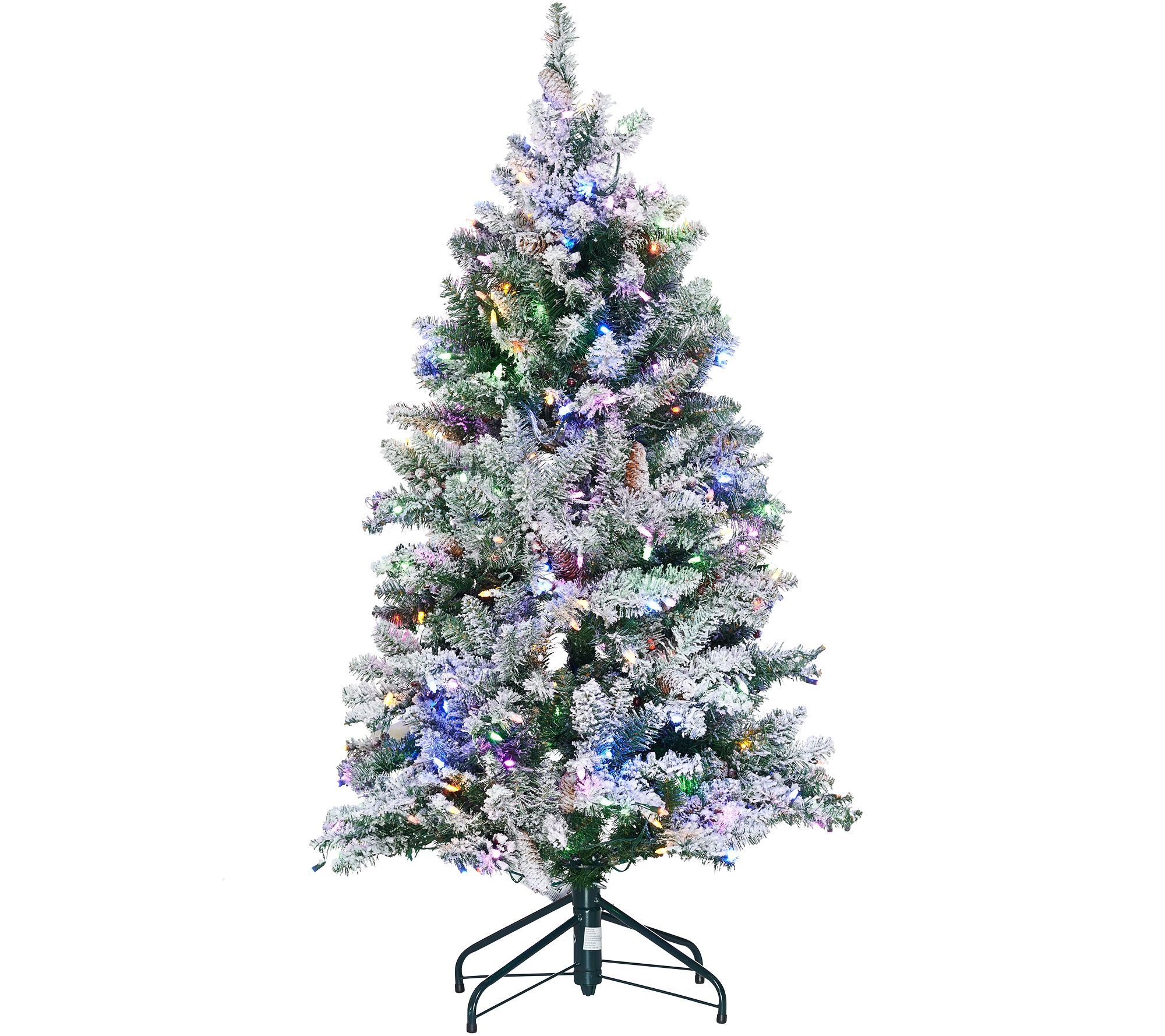 discount christmas trees online part 15 ed on air santau0027s best 5u0027 frosted simon - Cheap Christmas Trees Online