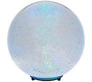 8 Illuminated Mercury Glass Indoor/Outdoor Wireless Sphere by Valerie - H210730