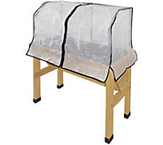 VegTrug Small Wall Hugger Micro Mesh Cover - H291630