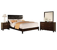 Tyler Espresso Finished Queen Bedroom Set by Acme Furniture - H356130