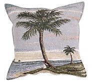 Tropical Palm Pillow - H361630