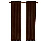 Eclipse 42 x 95 Sueded Blackout Window Curtain Panel - H367530