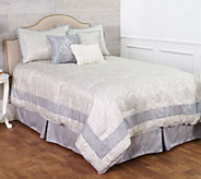 Amadeus 7-piece Jacquard Queen Comforter Set - H211331