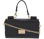 As Is Petite Handbag with Detachable Chain by Lori Greiner - H213631