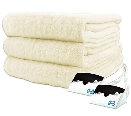 biddeford microplush king size heated blanket page 1. Black Bedroom Furniture Sets. Home Design Ideas