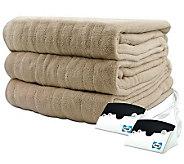 Biddeford Microplush King Size Heated Blanket - H282431