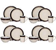 Mikasa Gourmet Basics Bailey 16-pc Dinnerware Set - H283931
