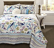 Dolores 5-Piece King Quilt Set by Lush Decor - H288031
