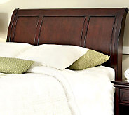 Home Styles Lafayette Queen/Full Sleigh Headboard - H366531