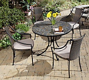 Home Style Stone Harbor Outdoor Dining Table - H187332