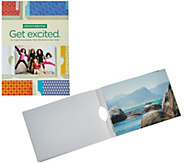 Groovebook Pack of 8 Custom Share & Tear Photo Albums - H209332