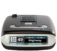 Escort Passport Max2 HD Radar Detector - H286032