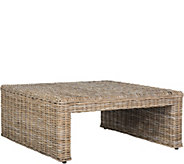 Persis Wicker Coffee Table by Valerie - H291032