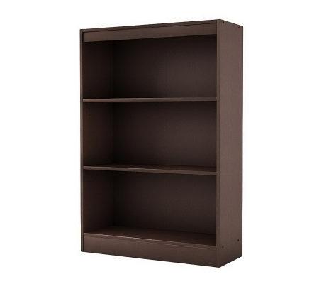 South Shore Axess 3 Shelf Bookcase