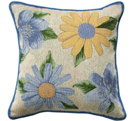Qvc Decorative Pillows : Spring Bloom 18