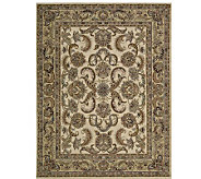 Nourison 80x106 Updated Persian Design HandtuftedWool Rug - H178834