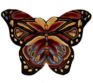Royal Palace SE_Butterfly Harmony 3 x 4 Wool Rug - H202334
