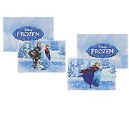 As Is Set of 2 Frozen 4x 6 Musical Illuminart - H205134