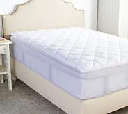 Serta Perfect Sleeper Mattress Pad With Nanotex Technology - H208834