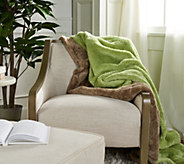 Berkshire Blanket S/2 60 x 70 Super Soft Fluffie Throws - H212234