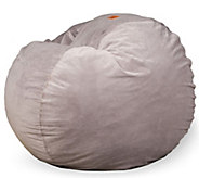 CordaRoys Full Size Convertible Bean Bag Chair by Lori Greiner - H212634