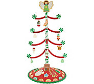 Hallmark Keepsake 14 Sweet Treats Christmas Tree w/12 Ornaments - H213334