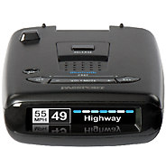 Escort Passport Radar Detector with Built-in Bluetooth - H286034