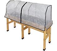 VegTrug Medium Wall Hugger Micro Mesh Cover - H291634