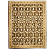 Treasures Bordered Persian Power-Loomed 51 x8 Rug - H361834