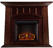 Wilton Electric Fireplace - Espresso - H364134