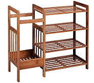 Honey-Can-Do Bamboo Entryway Organizer - H367434