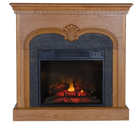 Royal Freestanding Vent Free Electric Fireplace