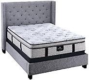 Serta Perfect Sleeper Elite Vibrancy KG 13 Pillow Top Mattress Set - H205535