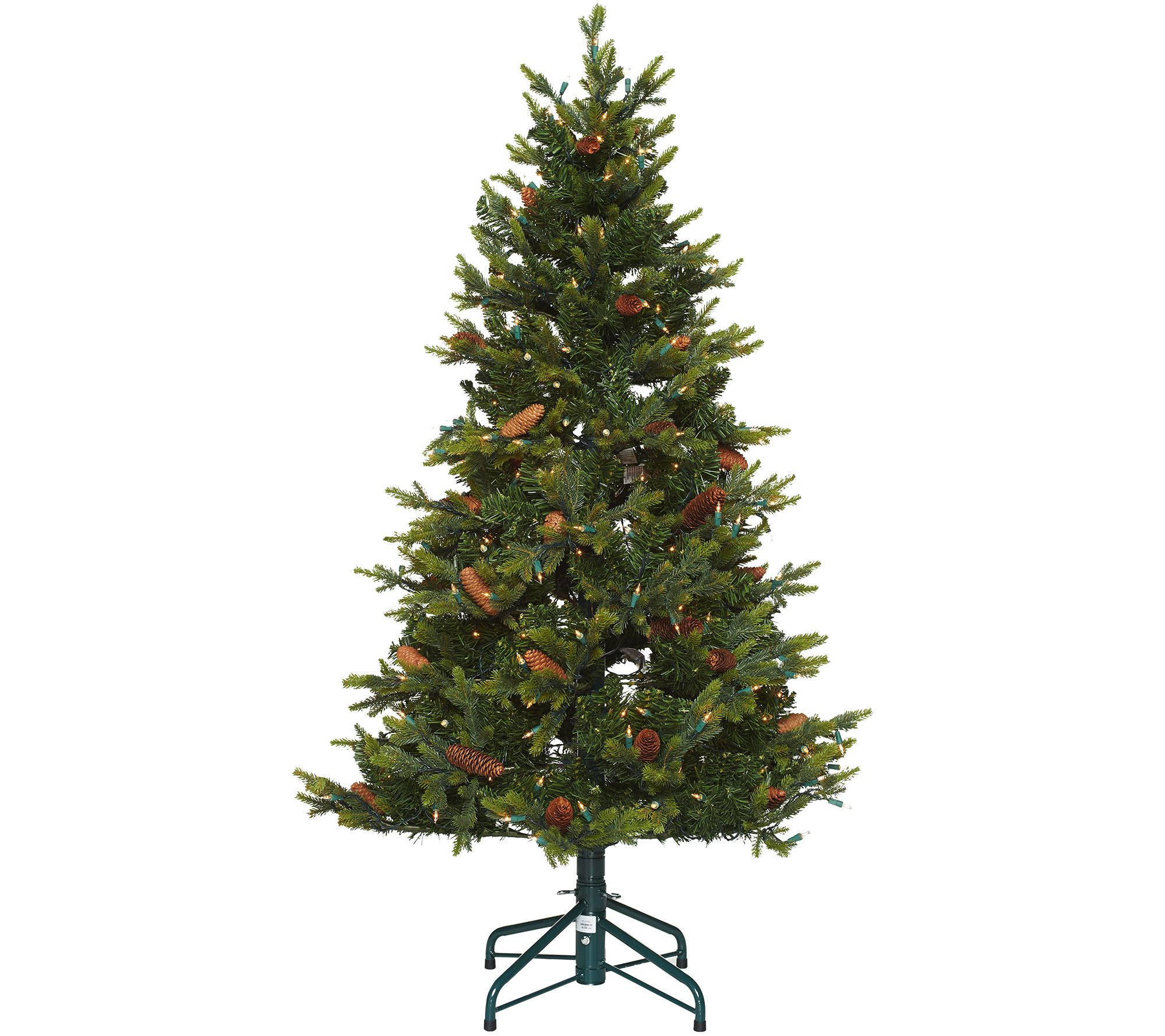 """""""As Is"""" Bethlehem Lights 5' Heritage Spruce Christmas Tree ..."""