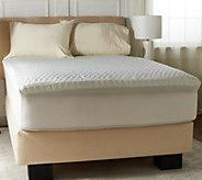 Sleepology 2 Energex Foam Queen Waterproof Mattress Topper - H214735